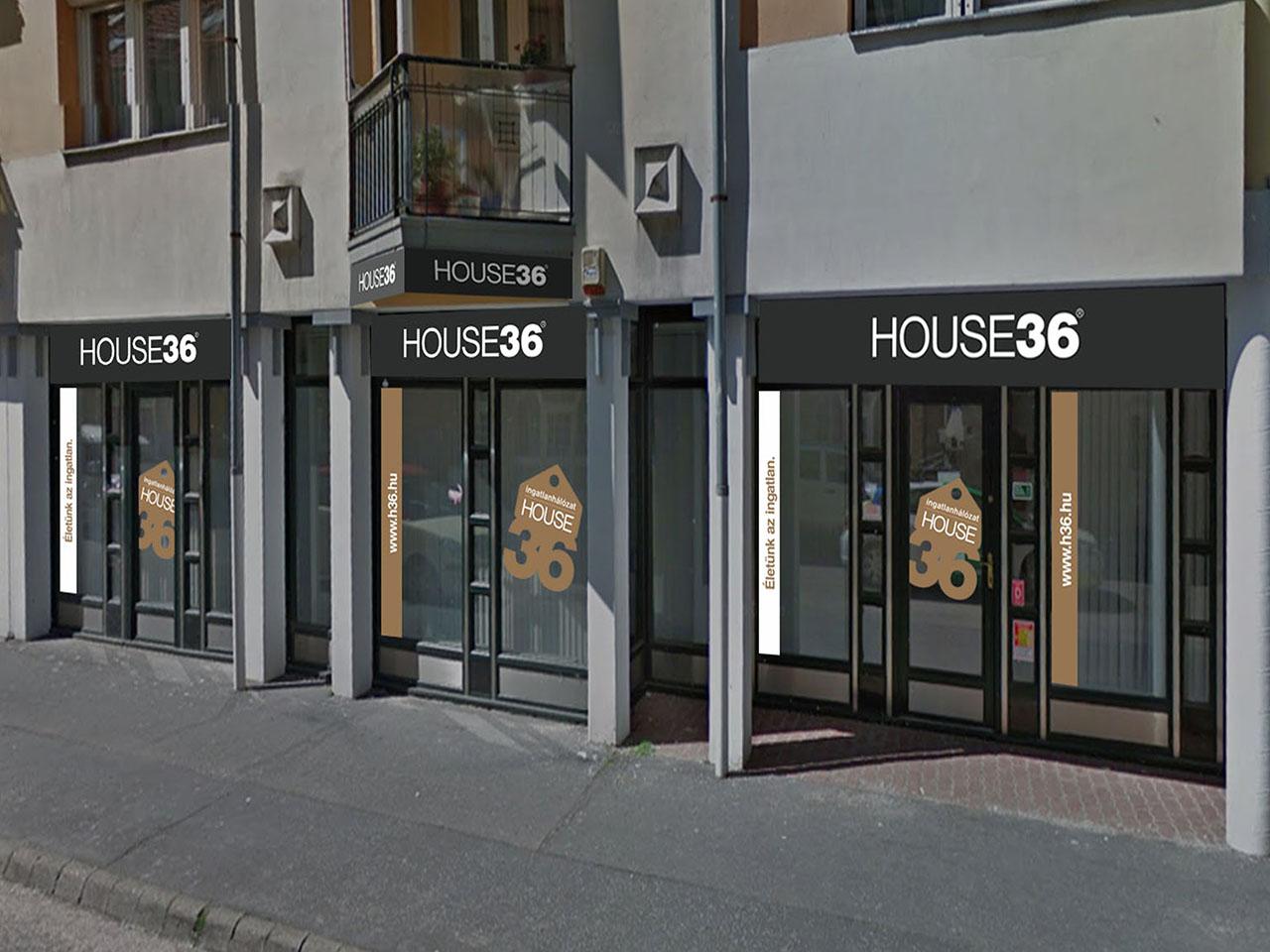 H36 Üzletdekoráció