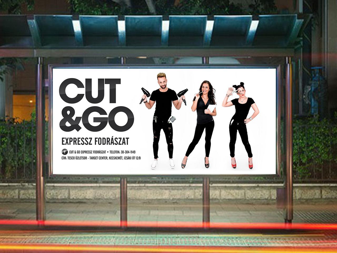 Cut&Go Citylight terve