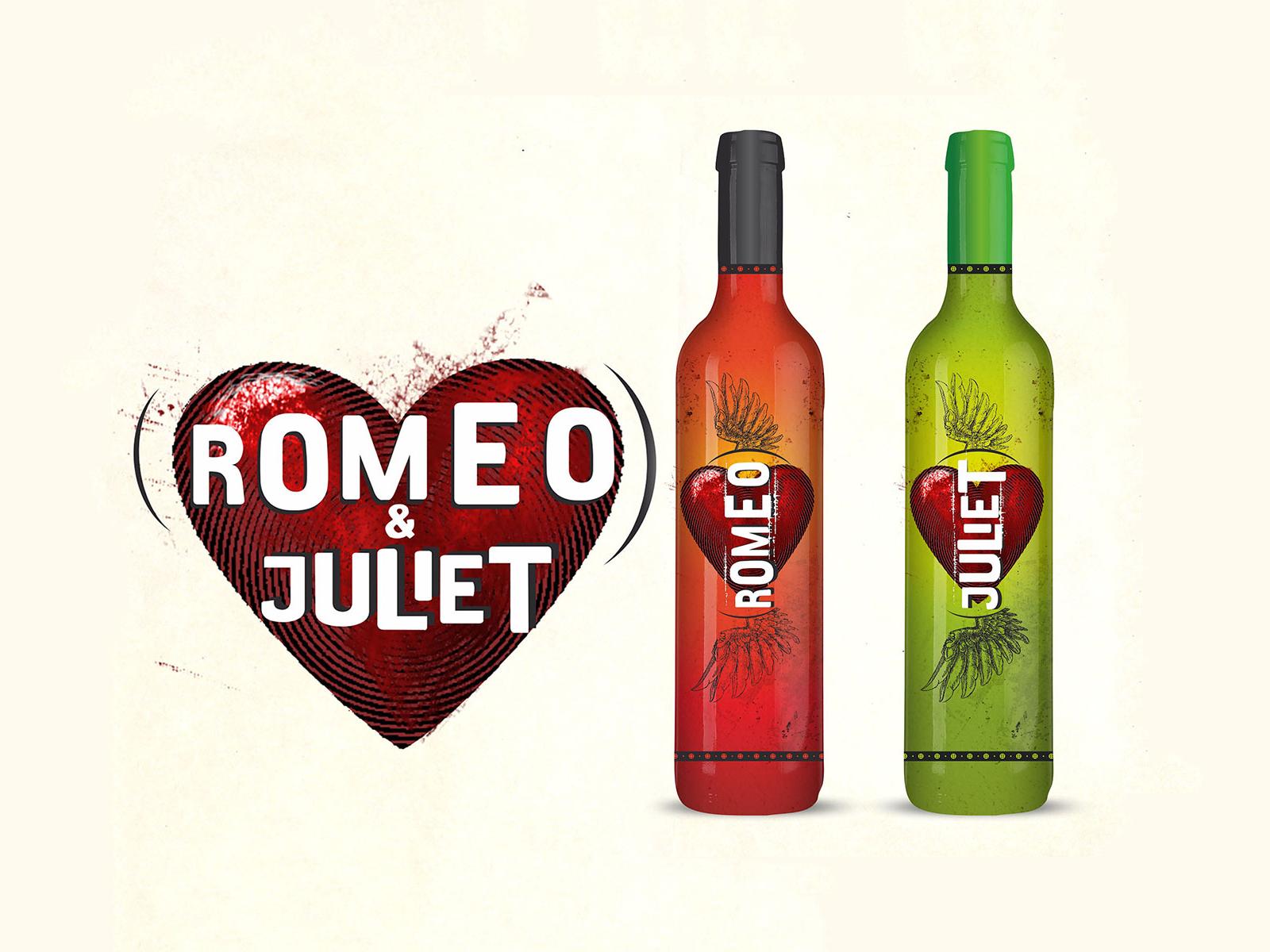Romeo&Juliet címke