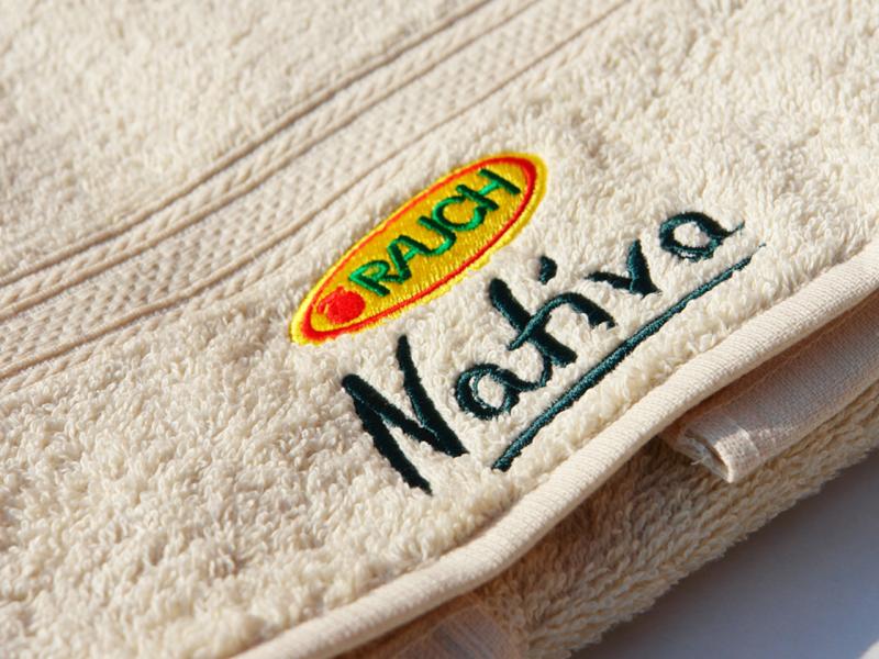 Rauch Nativa textil hímzés