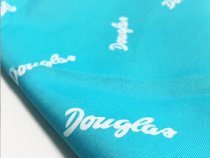 Douglas digitális textil nyomtatás